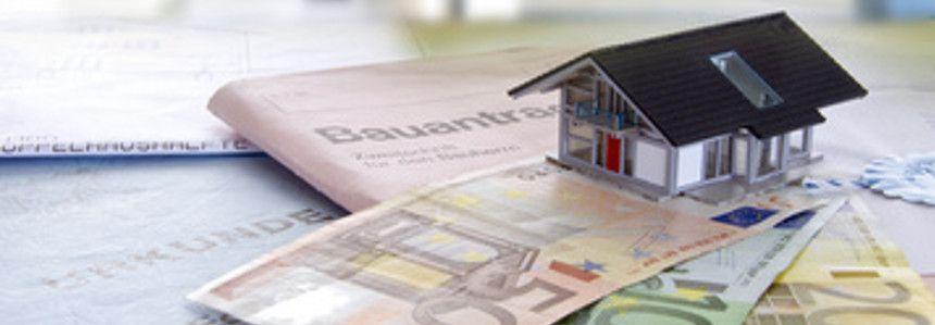 Baufinanzierungen im Vergleich