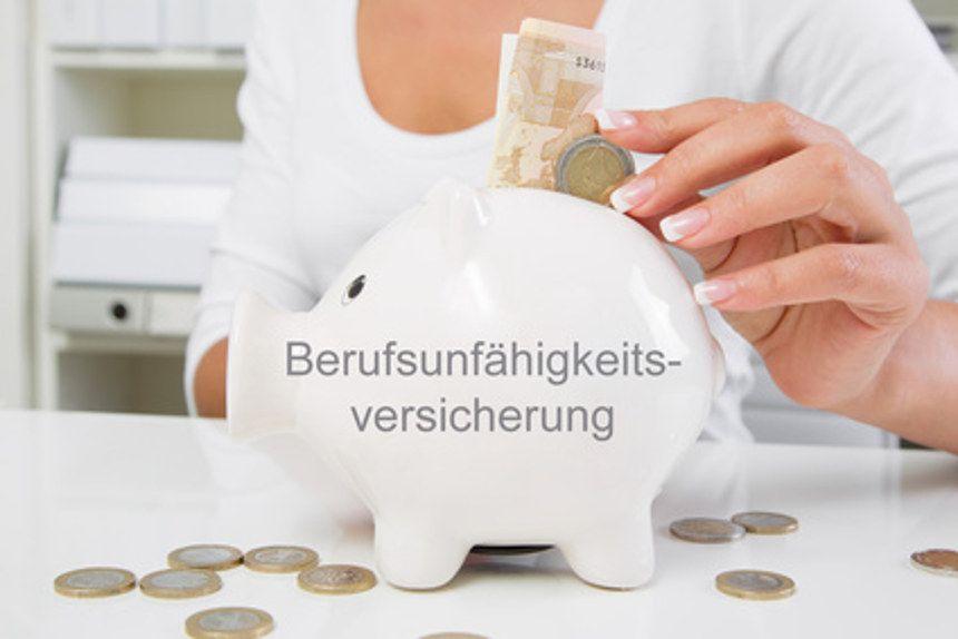 Preiswerte Berufsunfähigkeitsversicherung