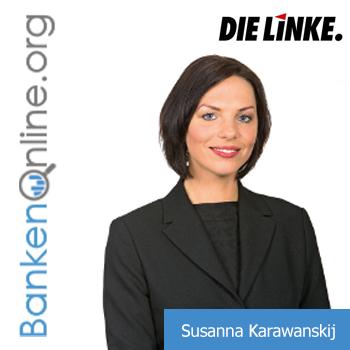 Susanna Karawanskij - Die Linke