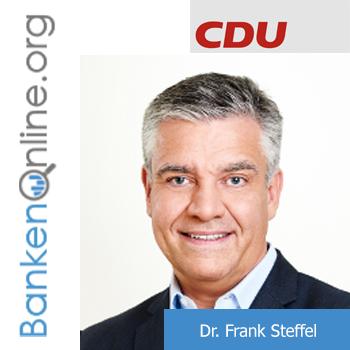 Dr. Frank Steffel - CDU
