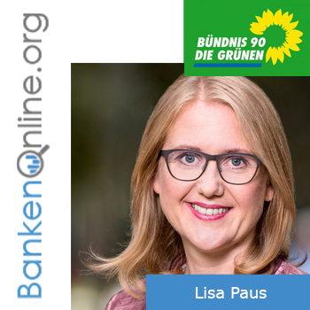 Lisa Paus - Bündnis 90/Die Grünen
