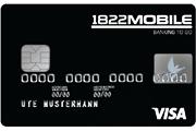 1822MOBILE Kreditkarte
