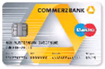 Commerzbank Maestro Card