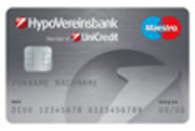 HypoVereinsbank Maestro Girocard
