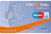 ING-DiBa EC-Karte