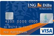 ING-DiBa VISA Card