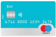 N26 EC-Karte
