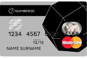 Number26 MasterCard