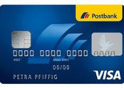 Postbank Visa-Card