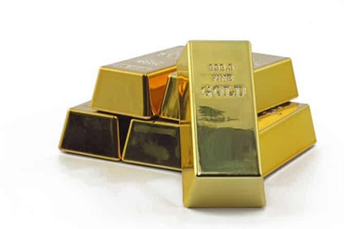Geldanlagen Gold