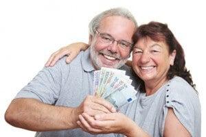 Gesetzliche Rente: Oft weniger als Hartz IV