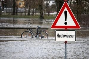 Unwetterschäden im Jahr 2013: Versicherungen bezahlen Rekordsumme