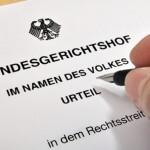 Bundesgerichtshof: Urteil zu den Kreditgebühren